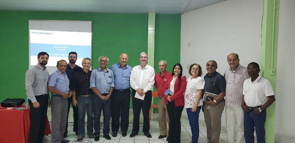 Palestra Com O Diretor Presidente Da Fundação Itaú Unibanco De Previdência Complementar